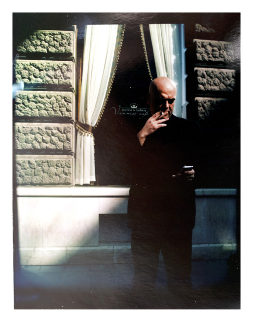 Polaroid of Sarajevo 20 years later