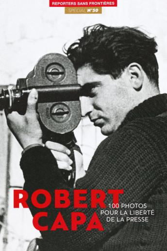 """RSF / """"Spécial n°50 Robert Capa"""""""